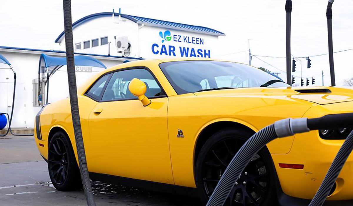 EZ Kleen Car Wash